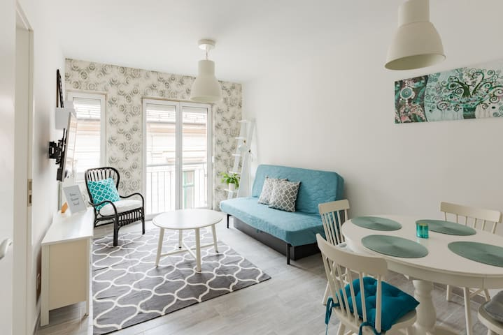 Beautiful gem flat in the heart of Budapest