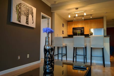 CENTRAL DOWNTOWN 2BD+2BA+PARKING