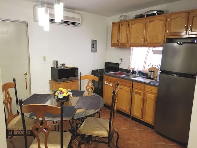 Siéntete en casa!