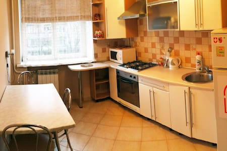 Comfortable apartments for everyone - Brest - Flat