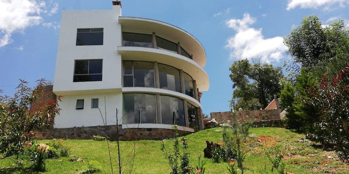 "Casa de campo ""La Ternura"" Atemajac de Brizuela"