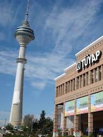 Tüyap fuar alanına yakın konaklama - Istanbul - Lägenhet