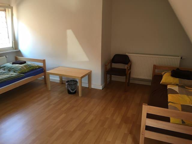 1 DZ im Ferienhaus Niederwerrn - Niederwerrn - Lägenhet