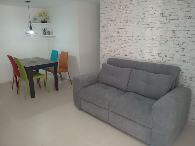 Luxury Services Apartment in Sabaneta