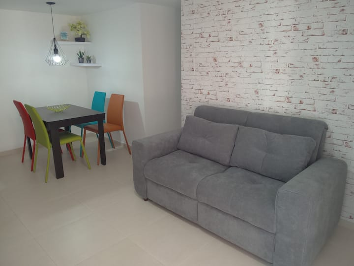 Luxury Services Apartment in Sabaneta