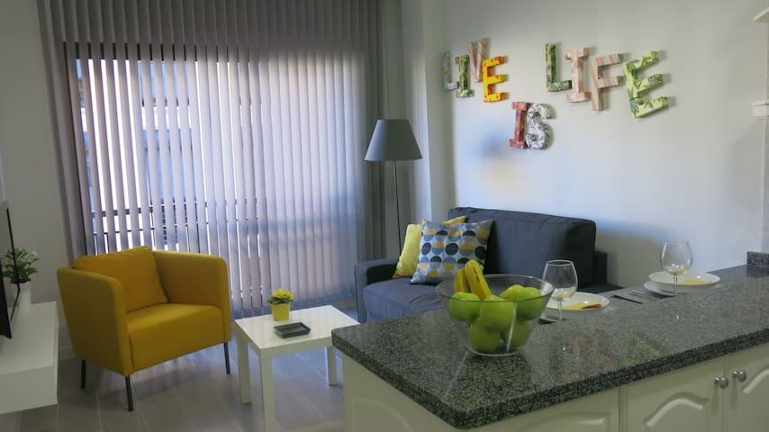 Apartamento en Zona Centro Nº7 - Santa Creu de Tenerife - Pis