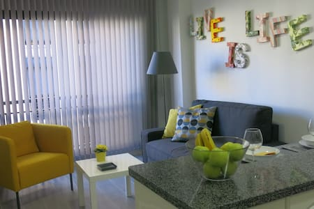 Apartamento en Zona Centro Nº7 - Santa Cruz de Tenerife - Apartment
