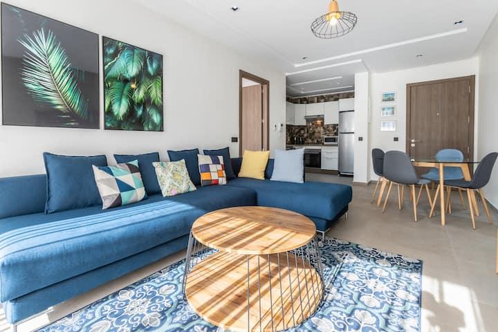 Wonderful apartment central Casablanca #22