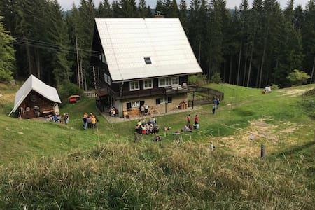 Ubytování v Horském srubu u Podešvů - Hutisko-Solanec