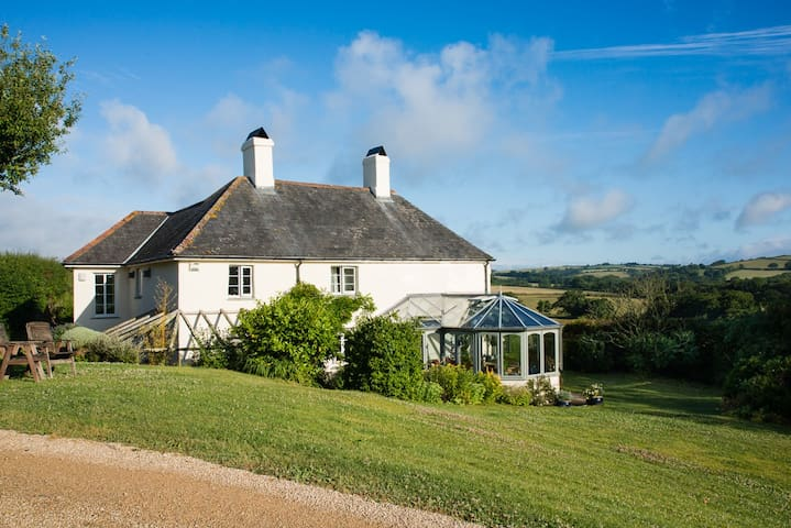 Sandwell Farmhouse near Totnes
