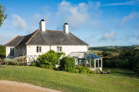 Sandwell Farmhouse Welllbeing Retreat and B&B - Harberton