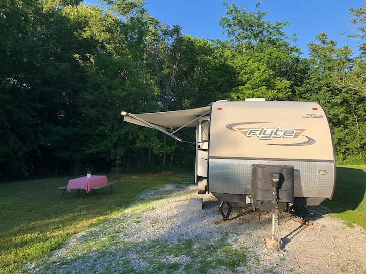 Buffalo River Camp- come relax and enjoy!