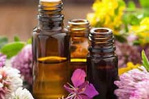 The highest quality essential oils available on today's market are used to enhance your massage