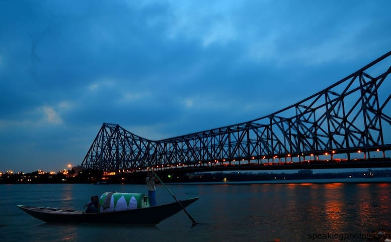 Room of One's Own in the City of Joy Kolkata
