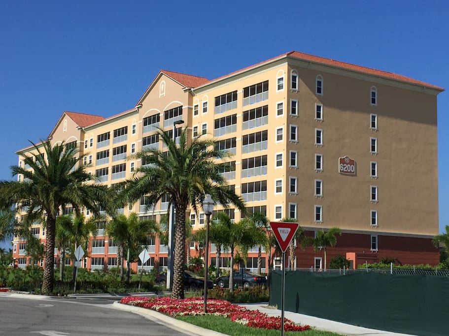 Westgate Town Center Building 6200 houses my rental units.