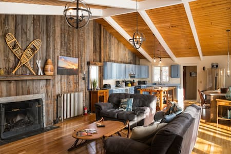 Stunning Stowe Chalet close to Mountain and Town