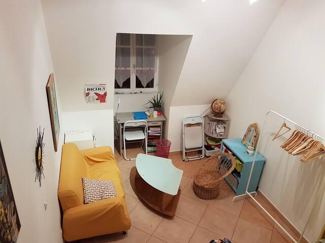 Studio/duplex cosy  dans le vieux Tours