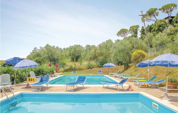 Holiday apartment with 1 bedroom on 60m² in Casole d´Elsa (SI)