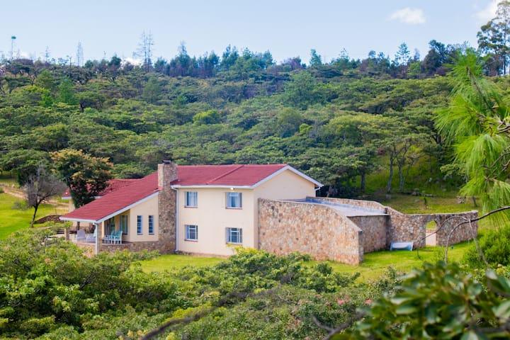 Riverrun Pines Lodge