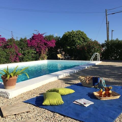 VILLA SOL Y LUZ - San Vicente del Raspeig - Villa