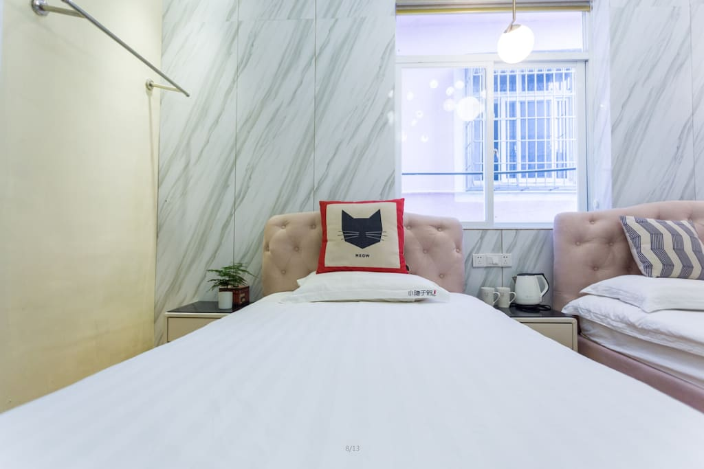 客房实景拍摄(该房间有多类型,入住时可能与图片有区别)