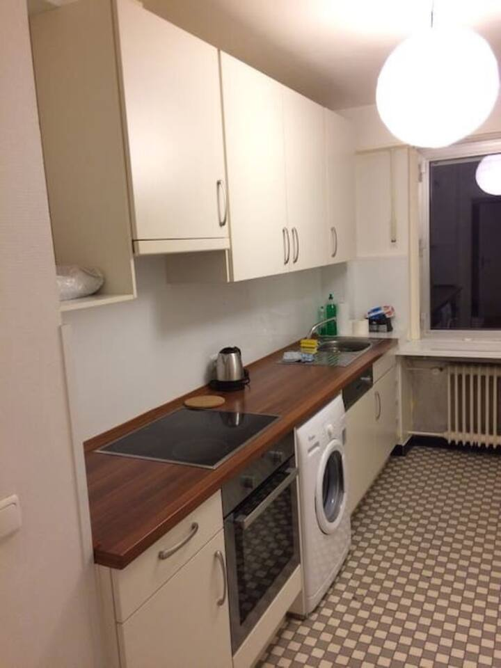 3 bedrooms perfect apartment in Luxembourg city