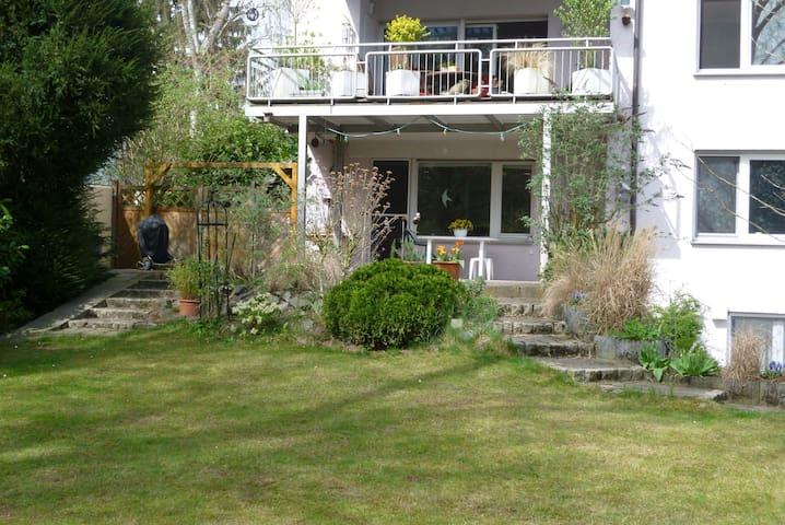 Wohnen am Waldrand - Darmstadt - Appartement