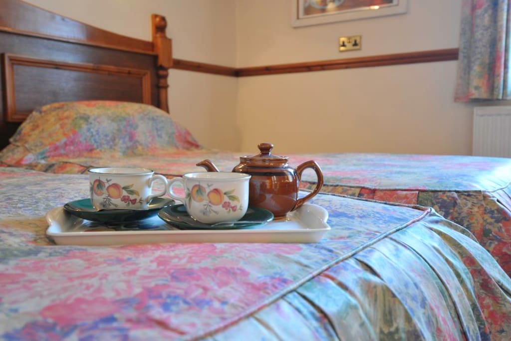 You can request tea making facilities in your  room