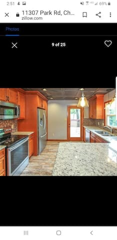 Close proximity to all located in south Charlotte.
