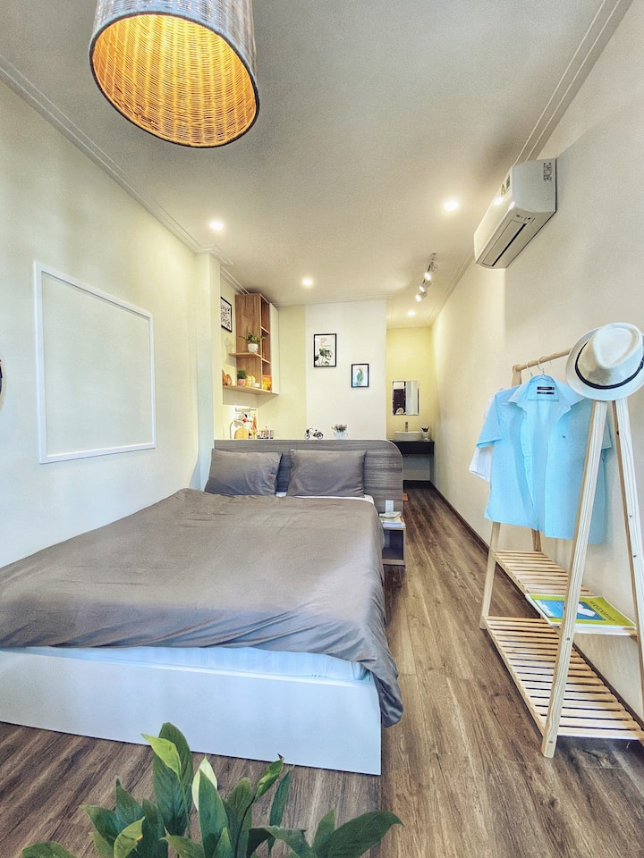 Quynh Anh Homestay - Entire apt 1 - 300m to beach