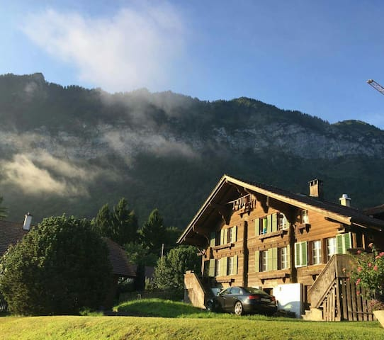 Nature Home Experience, Lake View (Interlaken)