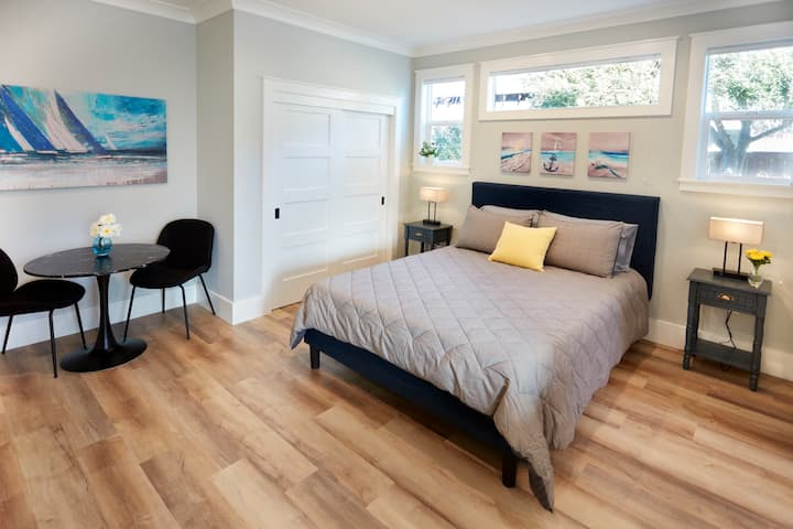 Coastal Private Studio- New! 14min. to SF City SFO