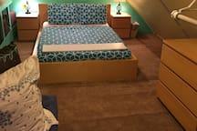 Loft room in the crown of Tahoe