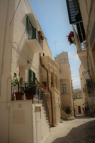 Apulian tradition and sea - Monopoli - Bed & Breakfast