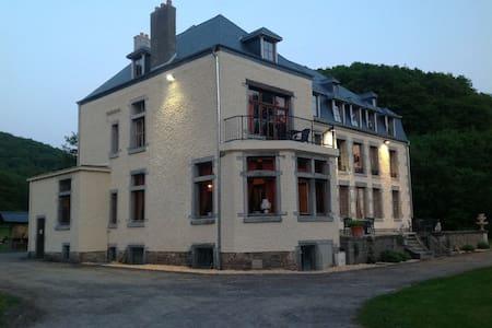 Domaine Chateau le Risdoux unieke locatie - Vireux-Wallerand