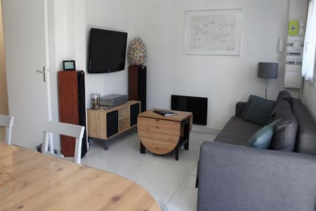 FORT-MAHON-PLAGE: Charmant appartement