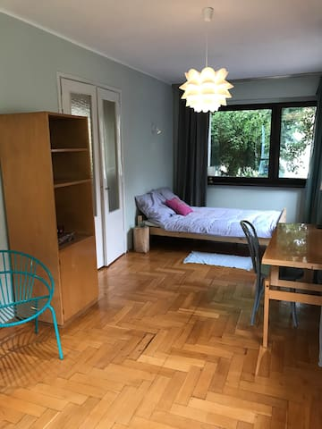 2 Rooms Flat in a great location