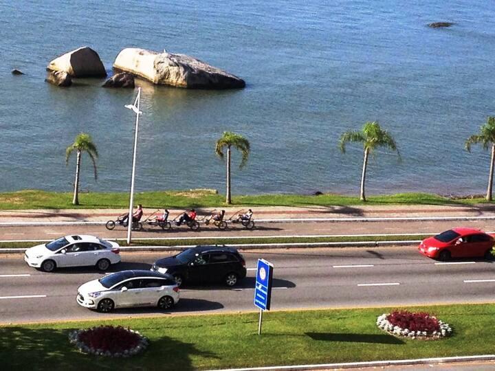 Centro de Florianópolis- Av. Beira Mar Norte