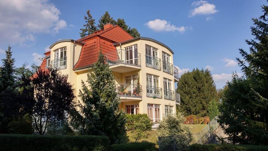 Wunderschöne Ferienwohnung Seeblick I Bad Saarow! - Bad Saarow - Appartement