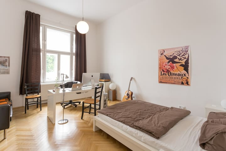 Top-notch room in Palace area - Viena - Apartamento