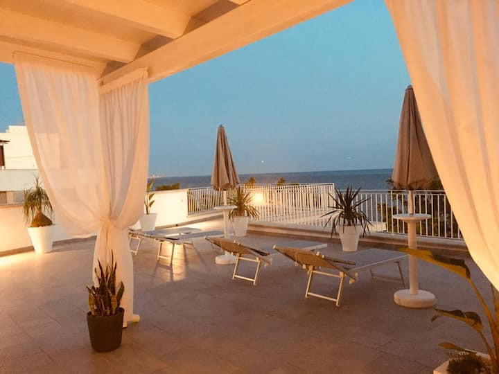 Sunset Terrace Mazara - by the sea (Monolocale)