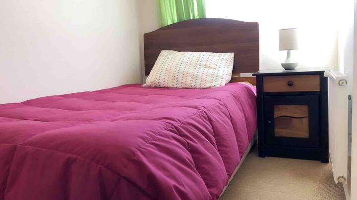 Habitación en bello condominio