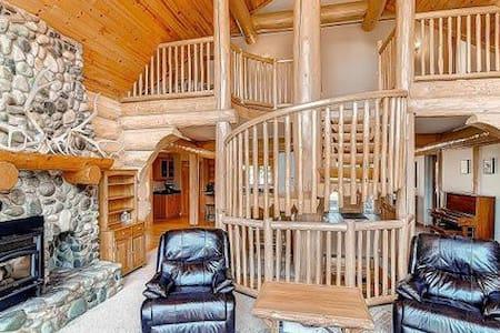 Deer Meadow Lodge - Cle Elum - Hus