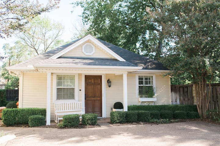 NEW! Guest House on 11th near Baylor & Magnolia