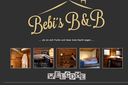 Bebi's B & B, 2 Rooms - Jenaz