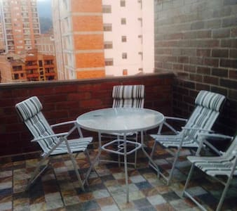 Comfortable 2 bedroom with terrace - Sabaneta - Apartmen
