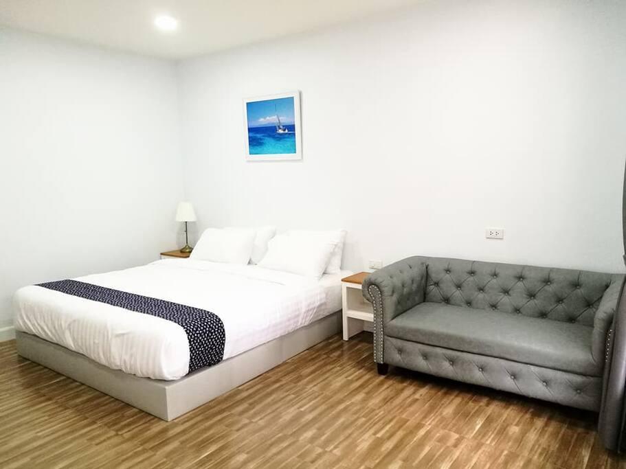 ห้อง King Size Bed