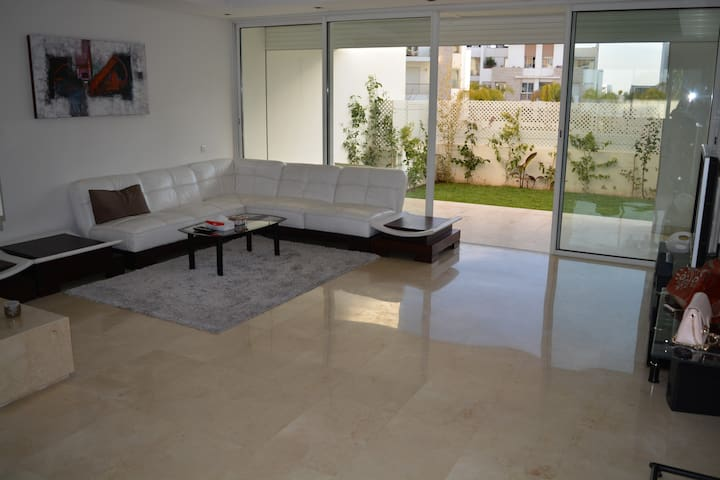 Appartment CasaGreenTown Golf - Bouskoura - Leilighet