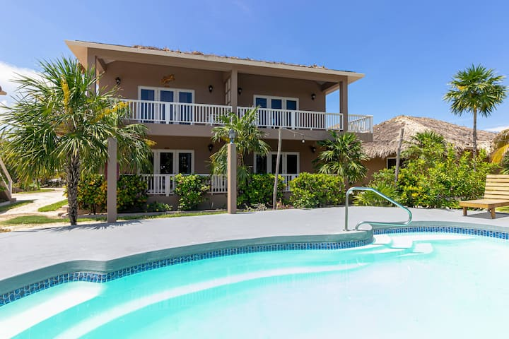 Sapphire Beach Resort 1 Bedroom Pool View Villa located in quiet secluded resort! (06A)