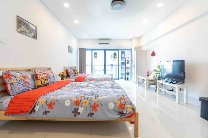 Cozy Studio@Summer Suite Near KLCC - New Listing